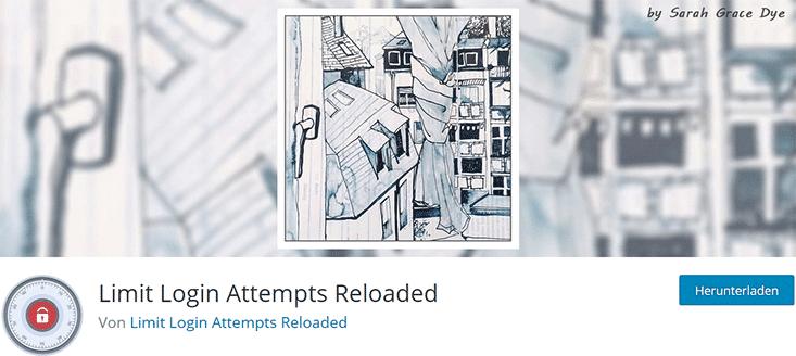 Limit Login Attempts Reloaded