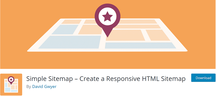Simple Sitemap PLugin