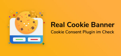 Real Cookie Banner – Cookie Consent Plugin